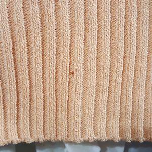 St. John Sweaters - St. John Sport tank cardigan leather accent set